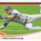 Kirk Nieuwenhuis 2013 Topps #109 New York Mets Baseball Card