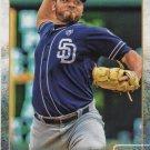 Joaquin Benoit 2015 Topps #482 San Diego Padres Baseball Card