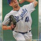 Danny Duffy 2015 Topps #378 Kansas City Royals Baseball Card