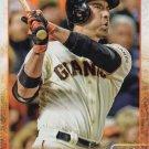 Travis Ishikawa 2015 Topps #364 San Francisco Giants Baseball Card