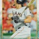 Michael Morse 2015 Topps #565 Miami Marlins Baseball Card