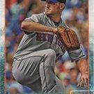 Jon Niese 2015 Topps #428 New York Mets Baseball Card