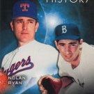 Nolan Ryan-Sandy Koufax 2015 Topps 'Eclipsing History' #EH-3 Texas Rangers Baseball Card