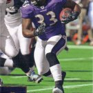 Le'Ron McClain 2009 Upper Deck #17 Baltimore Ravens Football Card