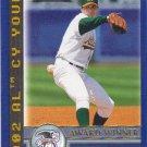 Barry Zito 2003 Topps #703 Oakland Athletics Baseball Card