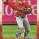 Ian Desmond 2015 Topps #606 Washington Nationals Baseball Card