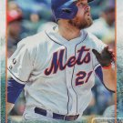 Lucas Duda 2015 Topps #237 New York Mets Baseball Card