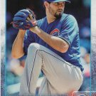 Jason Hammel 2015 Topps #579 Chicago Cubs Baseball Card