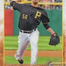 Charlie Morton 2015 Topps #296 Pittsburgh Pirates Baseball Card