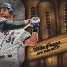 Mike Piazza 2015 Topps 'Heart of the Order' #HOR-2 New York Mets Baseball Card