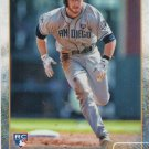 Cory Spangenberg 2015 Topps Rookie #141 San Diego Padres Baseball Card
