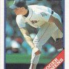 Roger Clemens 1988 Topps #70 Boston Red Sox Baseball Card