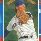Roger Clemens 1991 Donruss Diamond King #9 Boston Red Sox Baseball Card