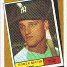 Roger Maris 1986 Topps #405 New York Yankees Baseball Card