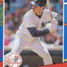 Don Mattingly 1991 Donruss #107 New York Yankees Baseball Card