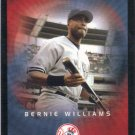 Bernie Williams 2003 Upper Deck Victory #59 New York Yankees Baseball Card