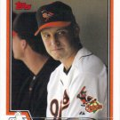Kurt Ainsworth 2004 Topps #404 Baltimore Orioles Baseball Card