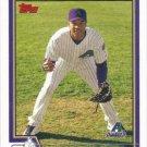 Roberto Alomar 2004 Topps #456 Arizona Diamondbacks Baseball Card