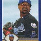 James Baldwin 2003 Topps #533 Kansas City Royals Baseball Card