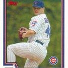 Joe Borwoski 2004 Topps #608 Chicago Cubs Baseball Card