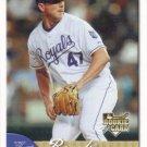 Ryan Braun 2007 Fleer Rookie #346 Kansas City Royals Baseball Card