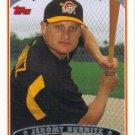 Jeremy Burnitz 2006 Topps #558 Pittsburgh Pirates Baseball Card