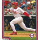 Pat Burrell 2004 Topps #420 Philadelphia Phillies Baseball Card