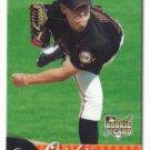 Brian Burress 2007 Fleer Rookie #325 Baltimore Orioles Baseball Card