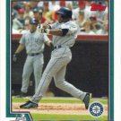 Mike Cameron 2004 Topps #156 Seattle Mariners Baseball Card