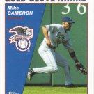 Mike Cameron 2004 Topps #702 Seattle Mariners Baseball Card