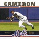 Mike Cameron 2005 Topps #167 New York Mets Baseball Card