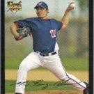 Matt Chico 2007 Topps Rookie #622 Washington Nationals Baseball Card