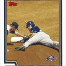 Brady Clark 2004 Topps #548 Milwaukee Brewers Baseball Card