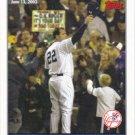 Roger Clemens 2004 Topps #335 New York Yankees Baseball Card