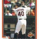 Marty Cordova 2004 Topps #564 Baltimore Orioles Baseball Card