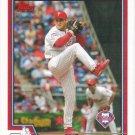 Rheal Cormier 2004 Topps #630 Philadelphia Phillies Baseball Card
