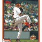 Omar Daal 2004 Topps #479 Baltimore Orioles Baseball Card