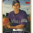 Zach Day 2006 Topps #22 Colorado Rockies Baseball Card