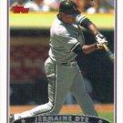 Jermaine Dye 2006 Topps #363 Chicago White Sox Baseball Card