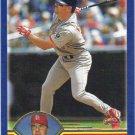 Jim Edmonds 2003 Topps #461 St. Louis Cardinals Baseball Card