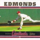 Jim Edmonds 2005 Topps #17 St. Louis Cardinals Baseball Card