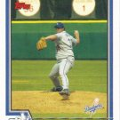 Eric Gagne 2004 Topps #260 Los Angeles Dodgers Baseball Card