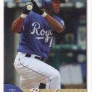 Joey Gathright 2007 Fleer #186 Kansas City Royals Baseball Card