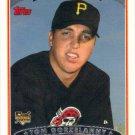 Tom Gorzelanny 2006 Topps Rookie #315 Pittsburgh Pirates Baseball Card