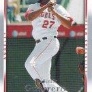 Vladimir Guerrero 2007 Upper Deck #477 Anaheim Angels Baseball Card