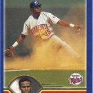 Cristian Guzman 2003 Topps #501 Minnesota Twins Baseball Card