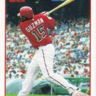 Cristian Guzman 2009 Topps #608 Washington Nationals Baseball Card