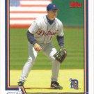 Shane Halter 2004 Topps #54 Detroit Tigers Baseball Card