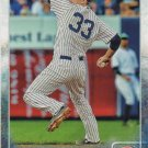 Stephen Drew 2015 Topps #381 New York Yankees Baseball Card