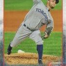 Marco Estrada 2015 Topps #569 Toronto Blue Jays Baseball Card
